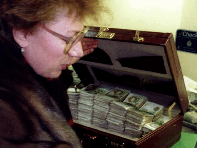One Sanctioned Russian Bank Will Only Deal In Cash Now