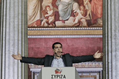 Greece says it won't cooperate with its bailout financiers