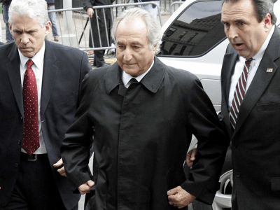 There are still lessons to be learned from Bernie Madoff's ponzi scheme