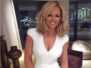 British multi-millionaire Michelle Mone told us how losing weight made her more successful + MORE