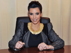 Kim Kardashian's late father taught her a great lesson about business and money