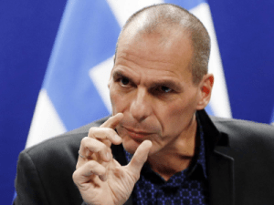 VAROUFAKIS: Here's six short reasons why Greece should vote 'No' on Sunday (GREK, EUR) + MORE