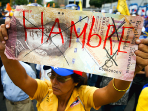 Venezuela's currency is now so worthless that people are using it as napkins + MORE