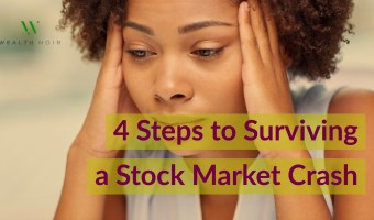 4 Steps to Surviving a Stock Market Crash