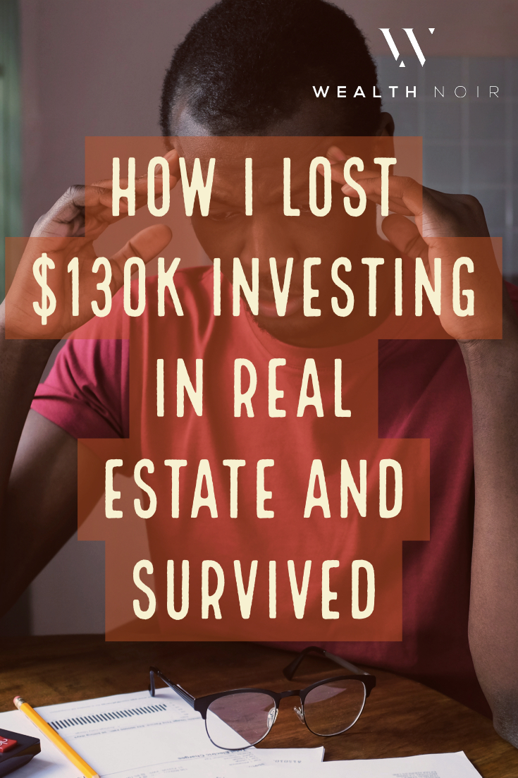 Failure early on can halt people in their journey for wealth. But it doesn't have to. I hit a major setback when starting our as a real estate investor, but I didn't let it stop me. Hear my story. #realestate #rentalproperties
