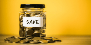 Tips on money saving