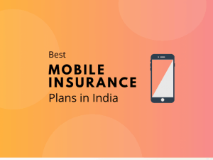 Top Mobile Insurance Company in India