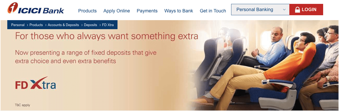 ICICI Bank FD Xtra – All You Need to Know