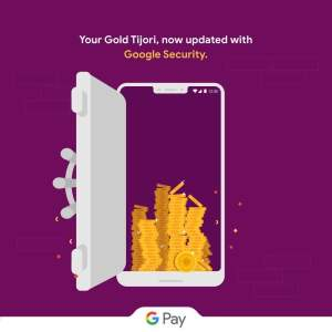 How to Buy Gold via Google Pay