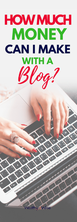 How much money can I make with a blog