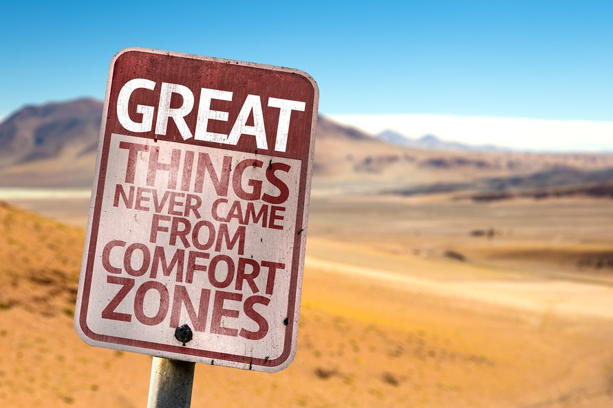 Member Update: Your Comfort Zone is Overrated on Outstanding Things  id=52671
