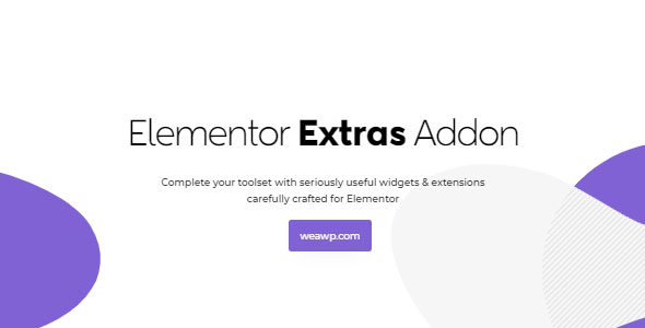 Elementor Extras 2.2.49 Nulled – Addon for Elementor Page Builder