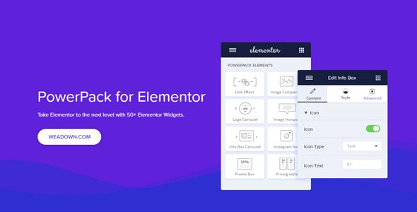 PowerPack For Elements 2.3.7 Nulled – Addons for Elementor
