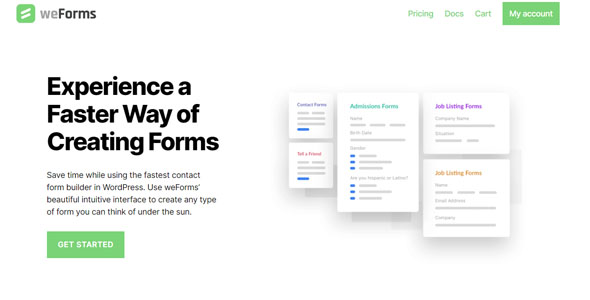 weForms Business 1.3.14 - Contact Forms for WordPress Plugin