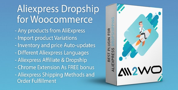 AliExpress Dropshipping Business plugin for WooCommerce 1.16.7