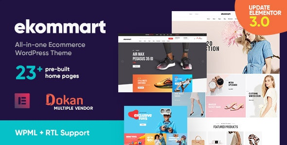 ekommart 3.5.1 - All-in-one eCommerce WordPress Theme - LatestNewsLive   Latest News Live   Find the all top headlines, breaking news for free online April 23, 2021