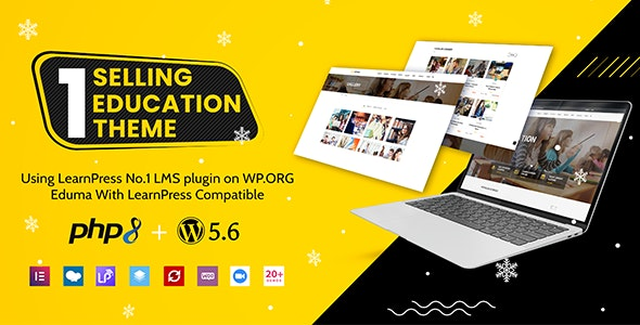 Eduma 4.4.0 Nulled - Education WordPress Theme - LatestNewsLive | Latest News Live | Find the all top headlines, breaking news for free online April 23, 2021