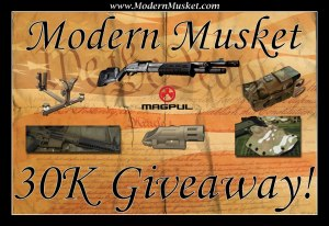 Modern Musket 30k Giveaway