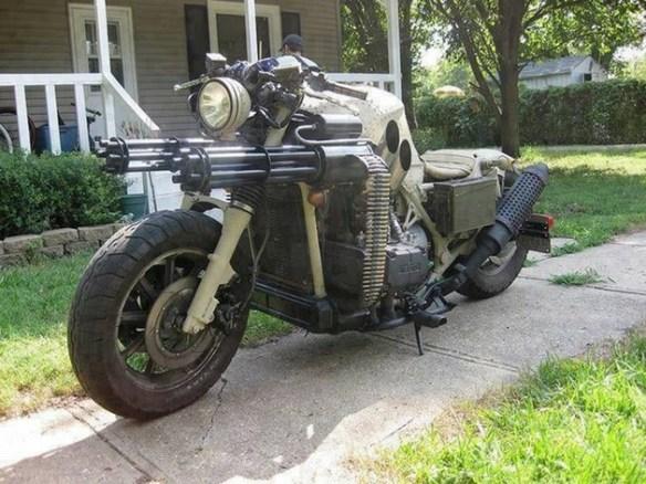 The Guncycle