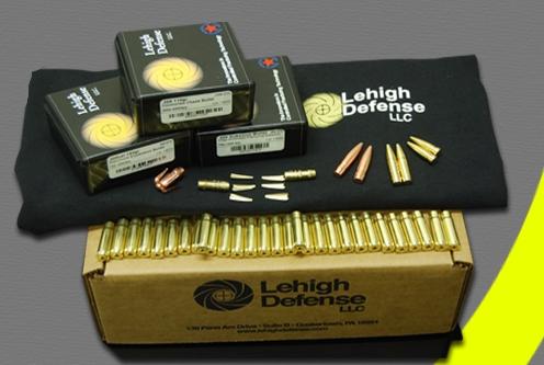 Lehigh Defense NRA Show Bullet Package