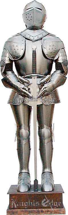 Medieval Full Suit of Armor - KE-6211