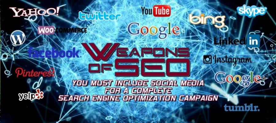 Weapons Of SEO - Social Media Marketing