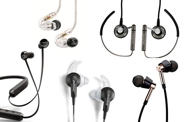 9 Best Earbuds Under $100 [2018 Reviews | In-Ear Headphones]