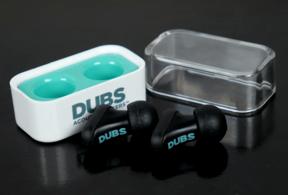 Smart earplugs let you enjoy the concert withouth feeling uncomfortable