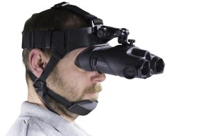 high end wearable night vision