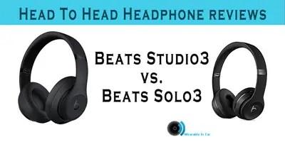 Beats Studio Wired Vs Wireless | Beats Studio3 Vs Beats Solo3 Wireless Headphones Compared
