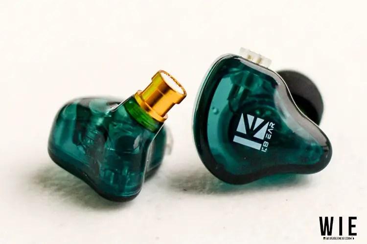 KBear KS2 nozzles