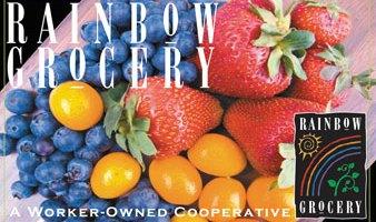 SCRIP Cards – Rainbow and Peet's