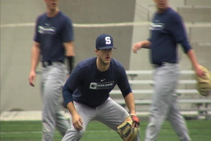 Penn State baseball - Christan Helsel 2016