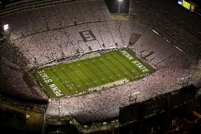 White Out - Beaver Stadium_8871176444838104765