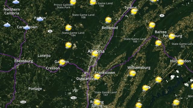 Interactive Radar WTAJ