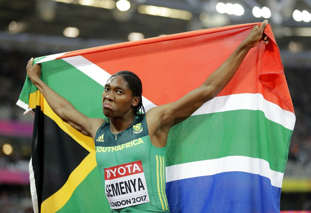 Athletics CAS Semenya Appeal_1556741893971