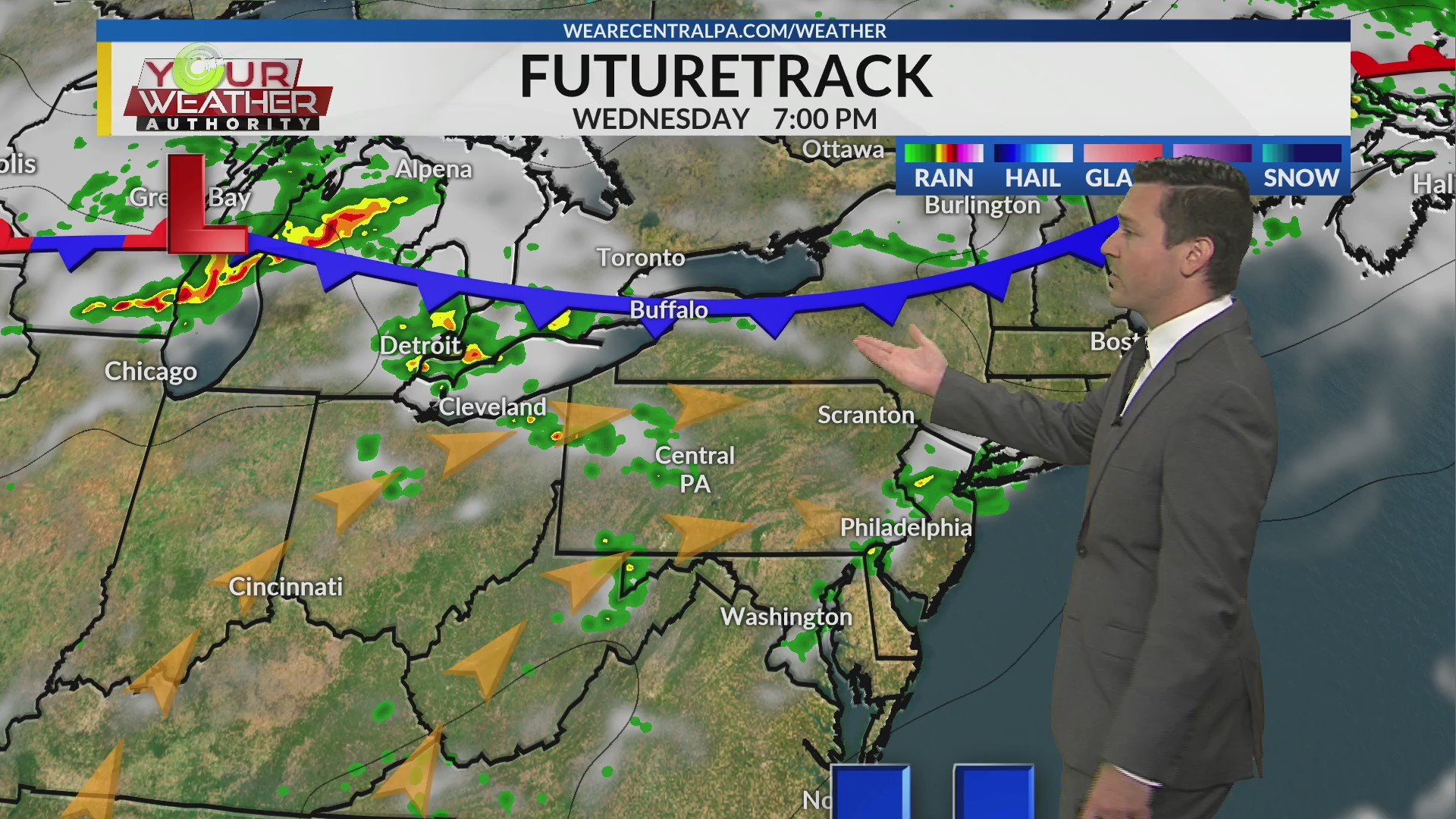 Weather | WTAJ - www wearecentralpa com