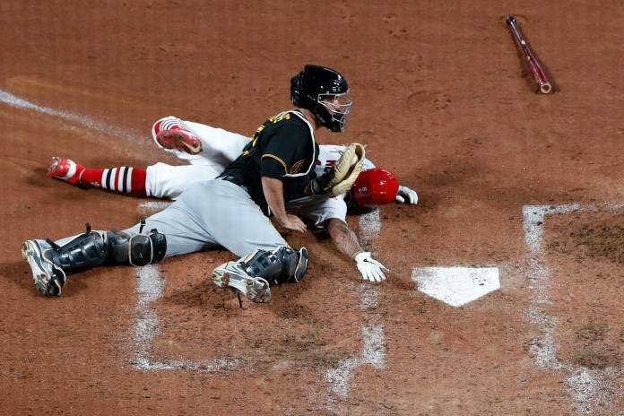 Pirates rally late, but drop season-opener in St. Louis