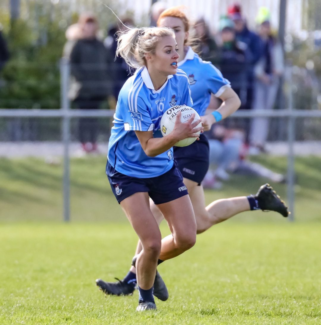 Nicole Owens Came Off The Bench To Score Dramatic Late Goal To Clinch Win For Dublin