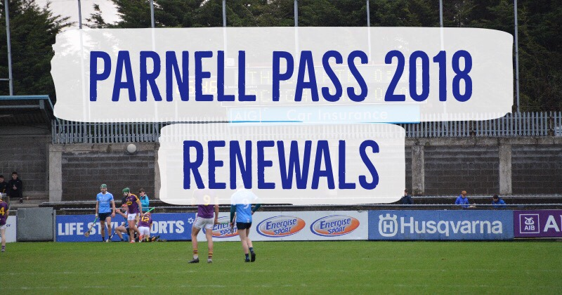 Parnell Pass Renewal