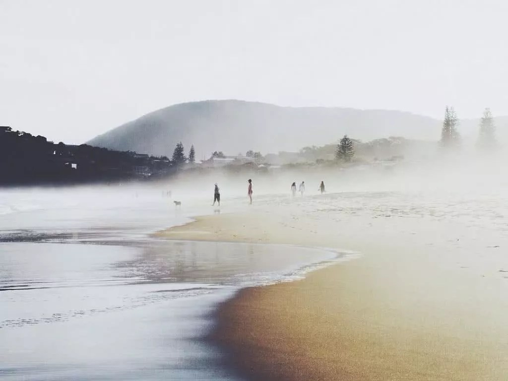 """Microadventures with @easternsuns 5/5 """"A long strip of white sand, the sounds of rolling waves, a smell of salt in the air and a sense of complete emptiness and isolation. My home."""" #weareexplorers"""