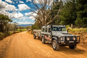bear rentals land rover defender