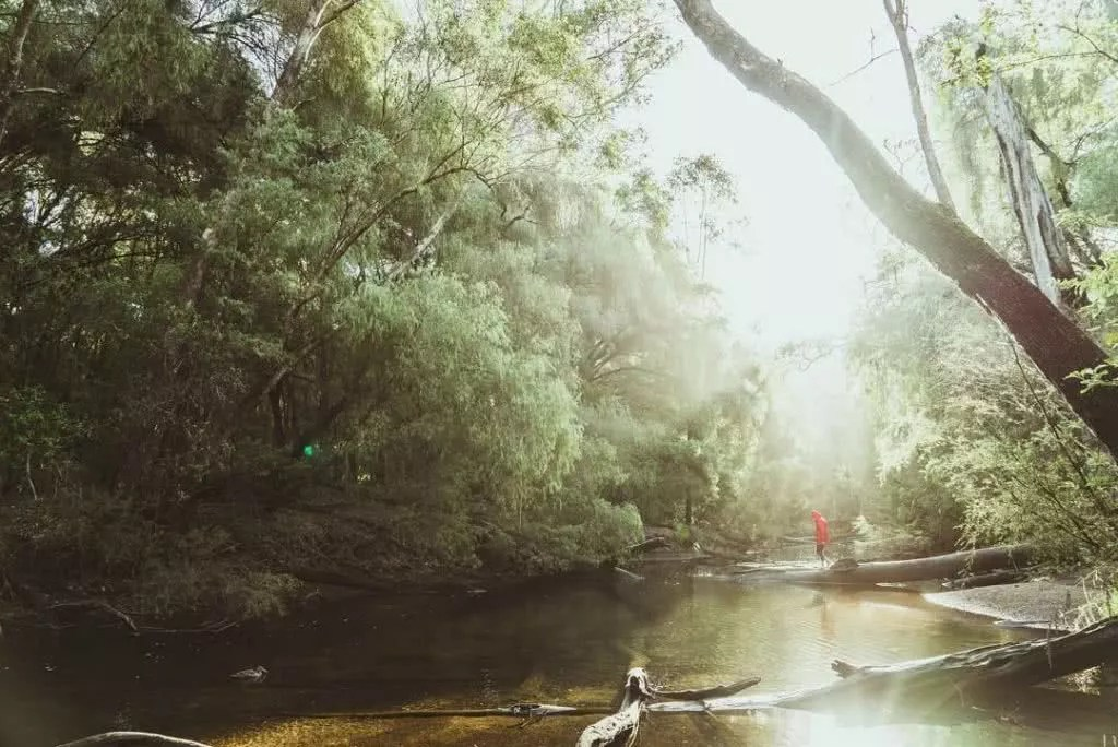 "Microadventures with @levicaleballan 1/5 ""The Honeymoon Pools are great escape for anyone who lives in the Perth metro area. It's only 2 hours south and provides a beautiful array of warm colours during sunset."" #weareexplorers"