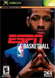ESPN NBA Basketball aka NBA 2K4