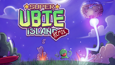 Super Ubie Island Remix from Notion Games