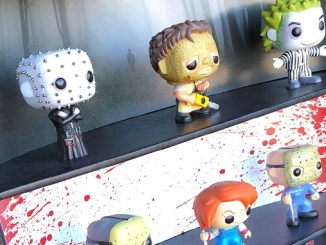 Funko Pop Horror Collection