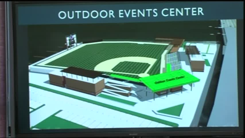 Bullfrogs propose -9-million events center on riverfront_31605977-159532