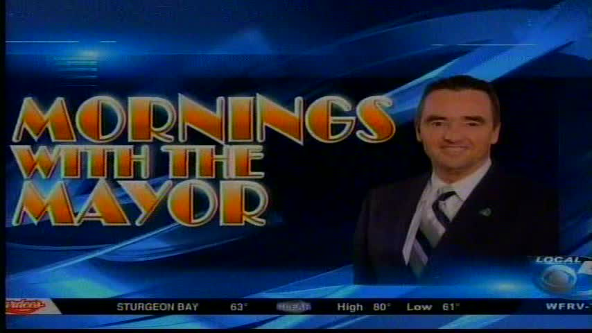 Mornings with the Mayor: 7-18-17