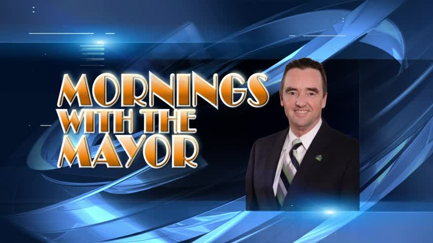 Mornings with the Mayor: 9-26-17