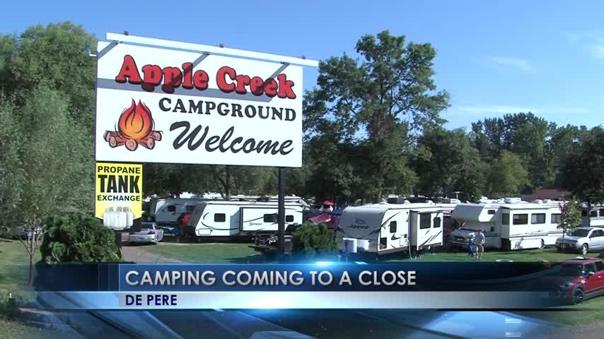 Summer coming to close - Camping